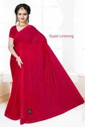 Super Lining Saree