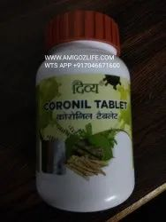 Patanjali Coronil, Tablet