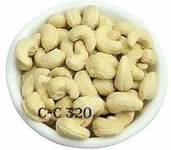 Steamed White Cashew Nuts Kaju W240