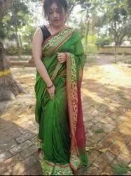 Mulmul Cotton Weaving Sarees