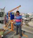 Concrete Lifting Machine