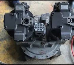 Tata Hitachi Zaxis 370 Hydraulic Pump With Transmission Complete Assembly