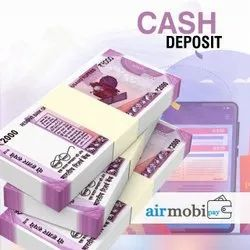 Research Company Cash Deposit Service, in Pan India, Banking