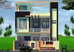 Bharti G - Behind Saint Mary School Sector -7 (MBD) -Resident Construction