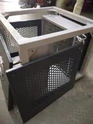 Ms Sheet Metal Fabrication, 1 mm To 3 mm