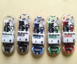 Mobile Mix 5 Colors Skull Candy InkD Earphones
