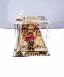 Clear MDF Designer Wedding Card Box