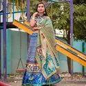 Designer Party Special Patola Lehenga Choli
