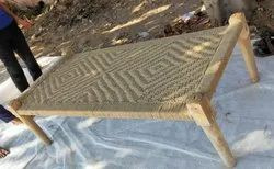 Wooden Khatli, Size: 6*3 Foot