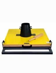 Flow Table For Self Compaction Concrete