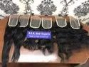 100 Hand Tied Virgin Indian Remy Hair Weft