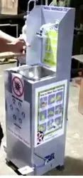 Foot Operated Hand Wash Station