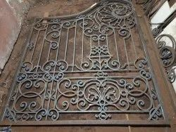 Openable Swing Decorative Compound Gate