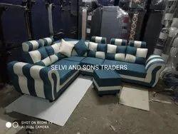Chess Corner Sofa Set