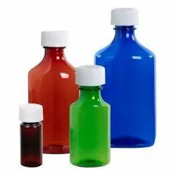 Pharmacy Pet Bottles