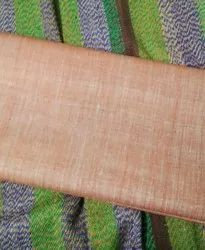Plain Motka Colour SILK HANDLOOM fabric, For Garments