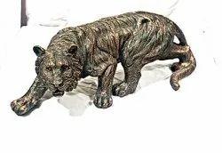 Resin Tiger Statue