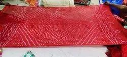 Handmade Bandhani Silk Dupatta