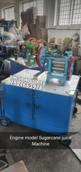 Diesel engine Sugarcane juice Machine