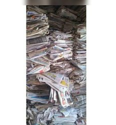 Waste Newspaper Scrap