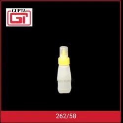 Hdpe 25 ml squeezy bottle