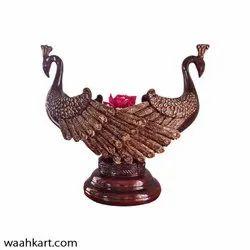 Peacock Shaped Urli