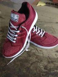 Deccap Canvas Ladies Designer Shoes, Size: 3 To 8