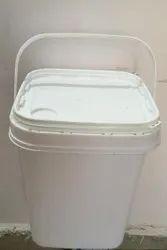 Food Grade Plastic Sqaure Container