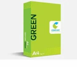 White A4 xerox paper, Packaging Size: 500 Sheets per pack, Packaging Type: Box Packing