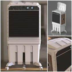 White Air Cooler