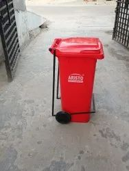 Foot Pedal Dustbins