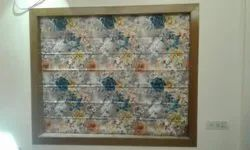 Cotton Roman Blind Curtain, For Home