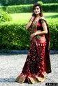 Pure Vicos Bandhej Saree