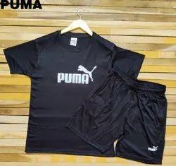 Men Puma T Shirt &shorts