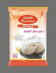 Wheat Flour (Atta), Packaging Size: 5kg, Packaging Type: Packet