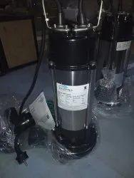 KIRLOSKAR sewage cutter pump