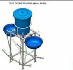 Handy wash station