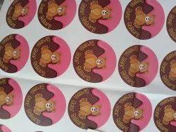 Vinyl Vinayal stickers, Packaging Type: Packet