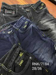 Denim Faded Bandidos - Jeans