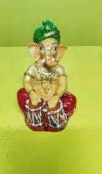 Fiber Musical Ganesh