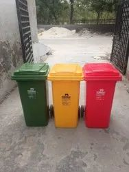 120 Litre Wheeled Dustbins