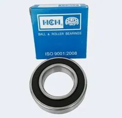Stainless Steel Single Row Hch Ball Bearings, For Industrial, Size: 6201zz To 6209zz