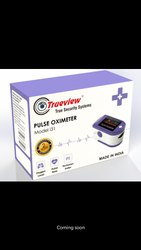 Trueview Fingertip Pulse Oximeter