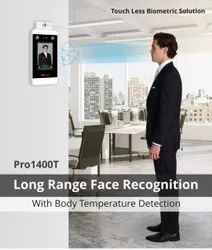 Transair Automatic Thermal Scanner And Face Reading Camera