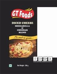 Diced Cheese Blend