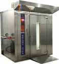 42 Trays Gas Trolley Oven