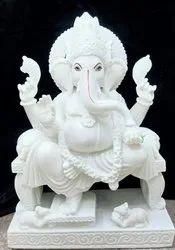 Marble Lord Ganesha