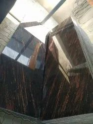 Polished Fantasy Brown Granite, For Countertops, Thickness: 15-20 mm