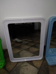 Plastic Mirror Frame