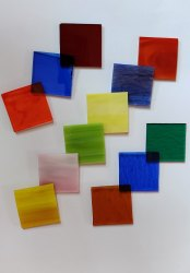 Figured Spectrum Glass, For Home, Thickness: 3 Mm